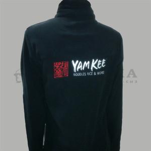 """Толстовка с логотипом """"YAM-KEE"""""""