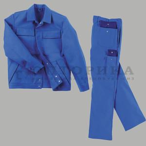 Костюм для работников произвдсва куртка/брюки
