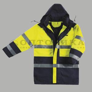 Куртка с СОП зимняя 3-й класс защиты