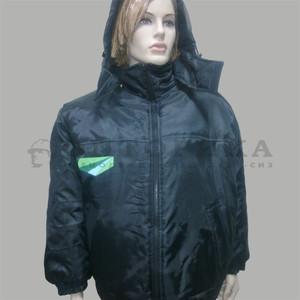 """Куртка с логотипом """"Пивдом"""""""