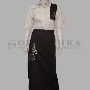 "Фартук и рубашка с логотипом ""Виаджо"""