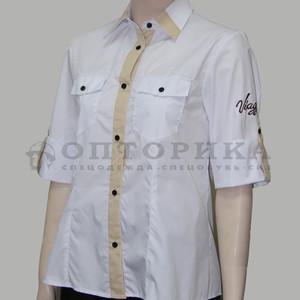 """Рубашка с логотипом """"Виаджо"""""""