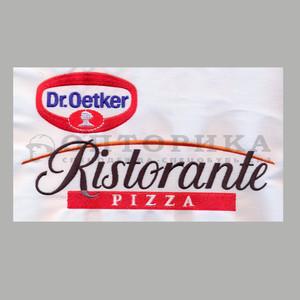 """Логотип вышивка """"Доктор Откер"""""""